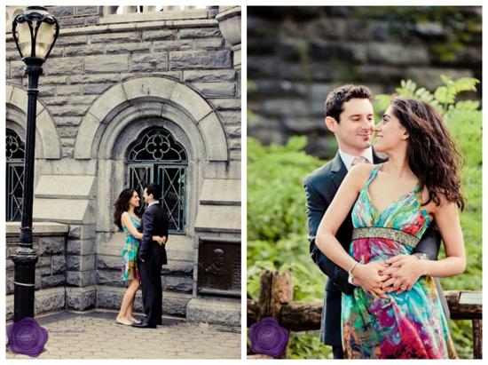 Central Park Engagement | Carmen Santorelli New York Wedding Photographer