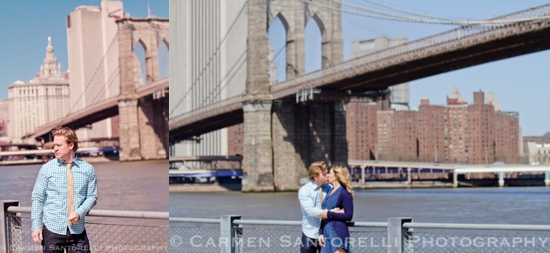 Vintage Inspired Engagement | Carmen Santorelli New York Wedding Photographer