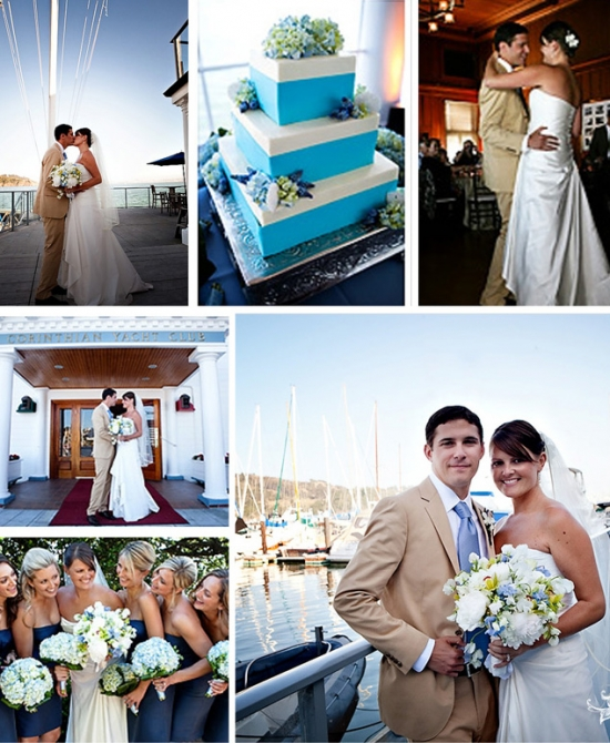 San Francisco Wedding Venues: Corinthian Yacht Club