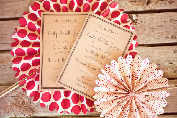 Vintage Anthropologie Inspired DIY Wedding
