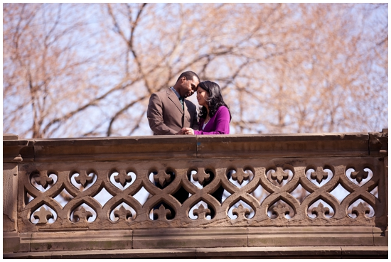 New York Wedding Photographer Carmen Santorelli | Central Park Engagement