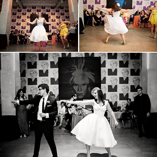 Andy Warhol Museum Wedding