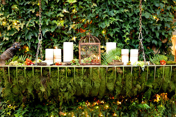 Woodland Wedding Decorations