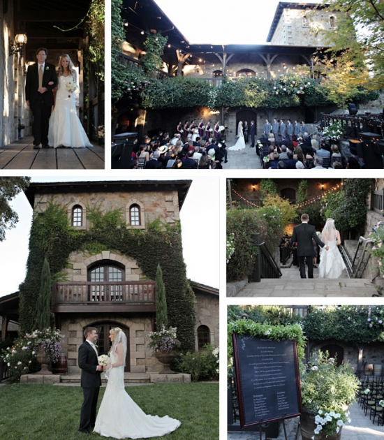 Wine Country Wedding Venues Featured on I do Venues