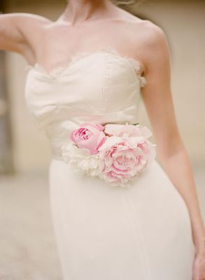 Real Bridal Flower Accessories