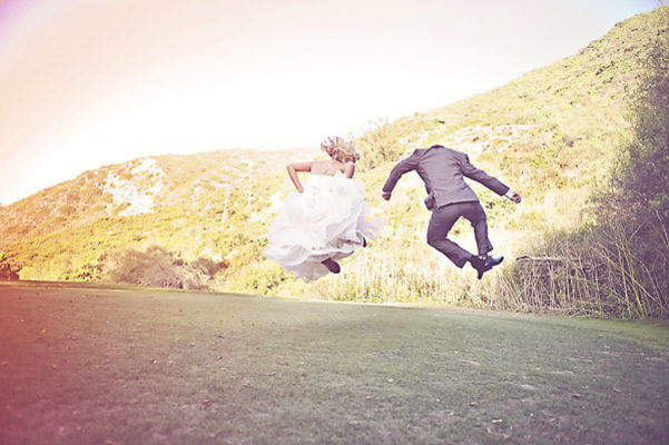 Laguna Beach Indie Wedding