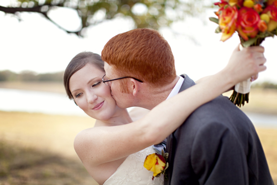 A Dallas Autumn Barn Wedding by Jennefer Wilson Photography