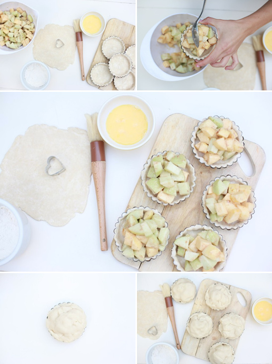 Mini Apple Pie Recipe