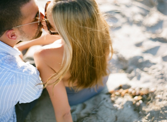 Hermosa Beach Engagement Photography
