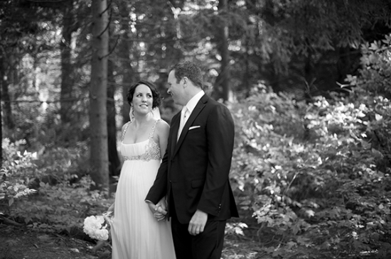 intimate vancouver wedding