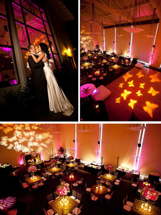 San Francisco Wedding Venues: The Golden Gate Club Let There Be Light