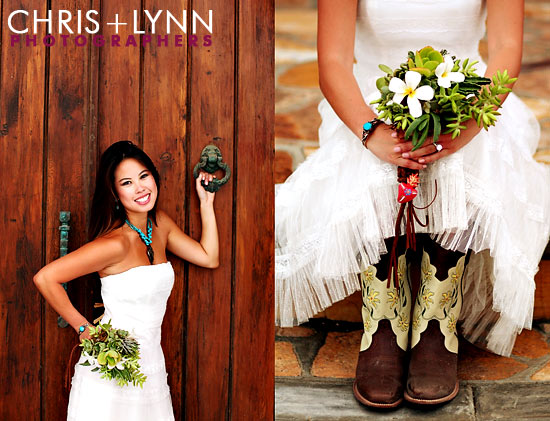 Mexico Destination Wedding Inspiration | Cowboy Boots+Cactus+Love!