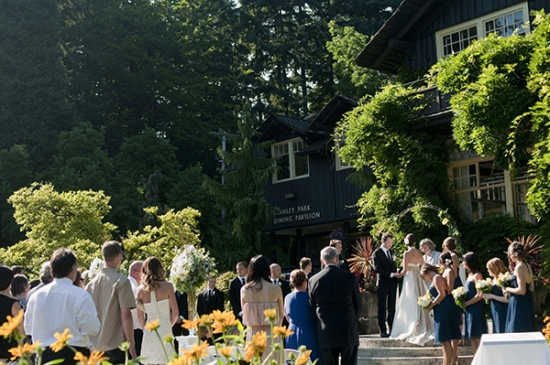 stanley park pavilion wedding