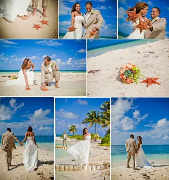 Trash the Dress Cayman Islands Style!
