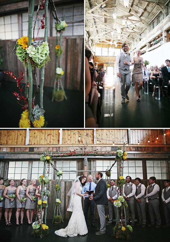 Sodo Park Wedding