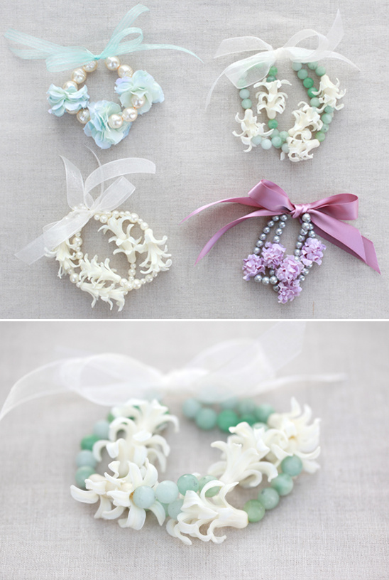 DIY Flower Jewelry