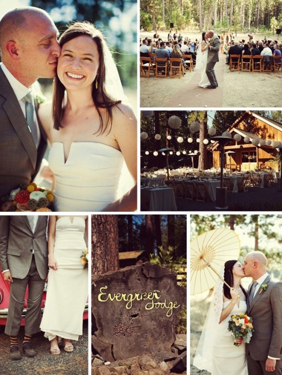 I Do Venues: Evergreen Lodge ~ A Yosemite Wedding