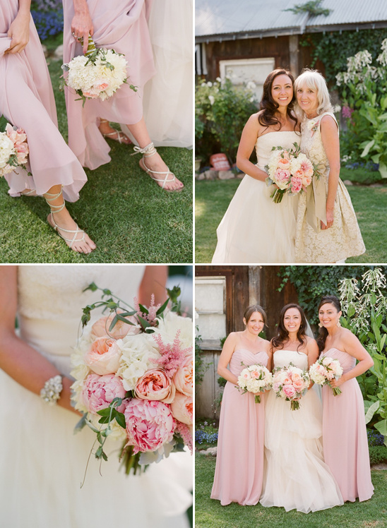 Central California Wedding Florist | April Flowers