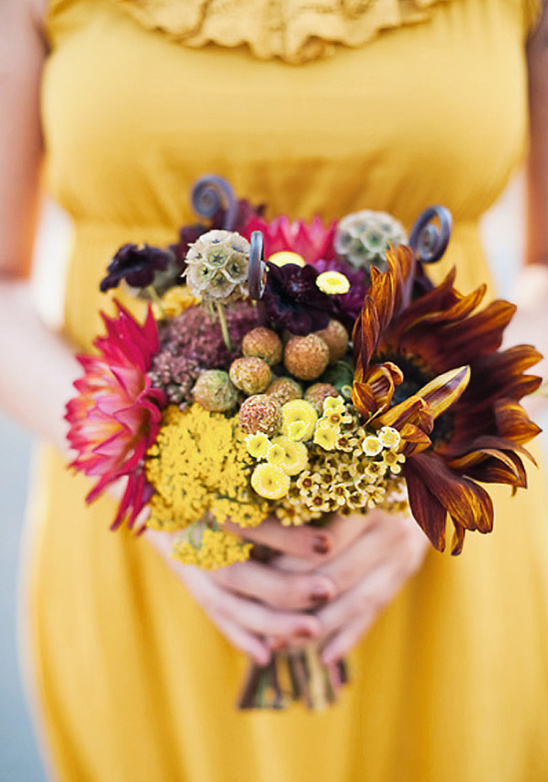 Rustic Fall Wedding Inspiration