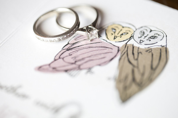 Owl Love You Wedding