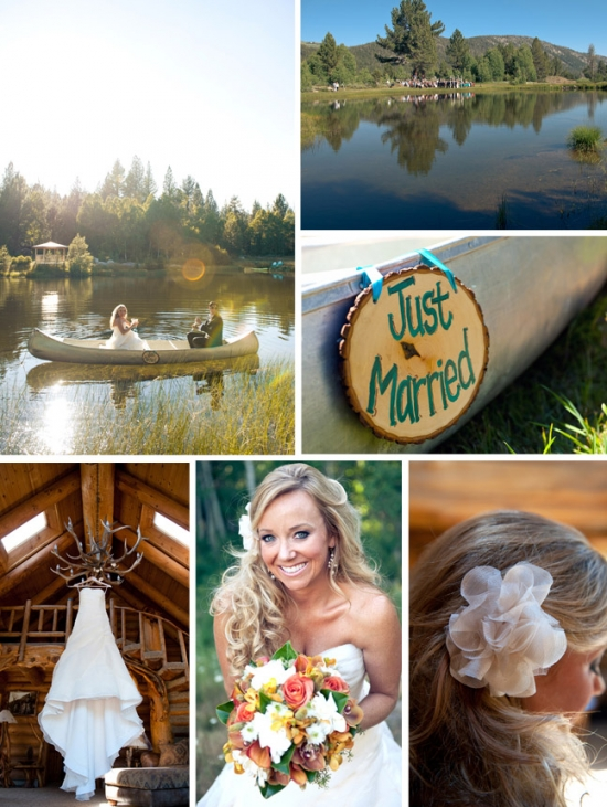 I Do Venues: Tahoe Sierra Mountain Home Sneak Preview