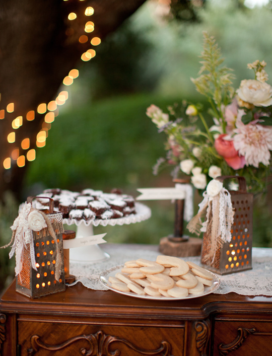Handmade Vintage Wedding Ideas