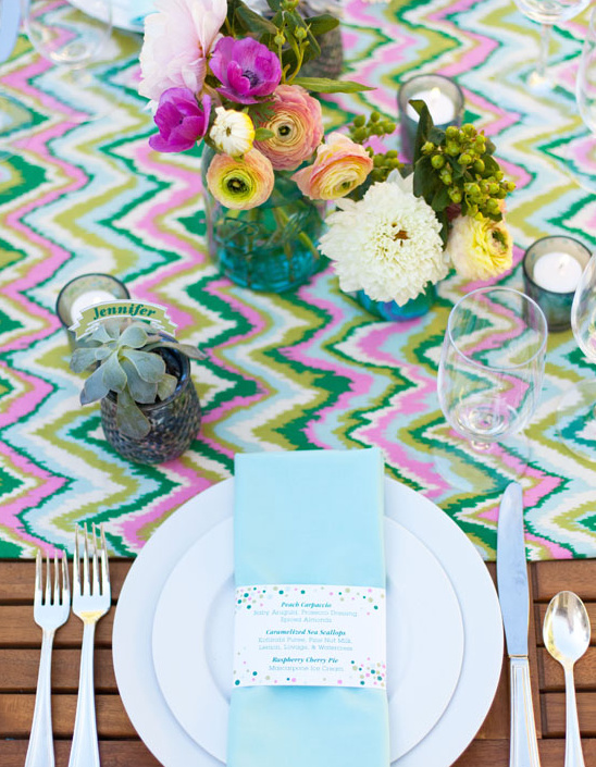 Los Angeles Party Planner | The Green Ribbon Party Planning Co.