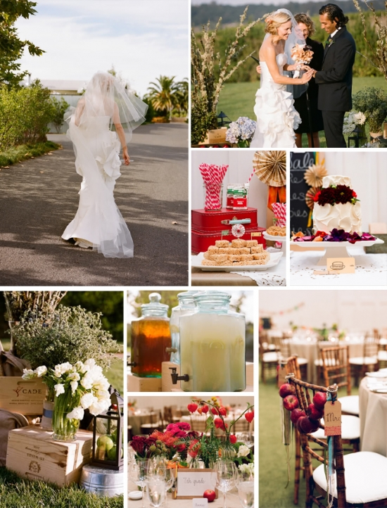 Wine Country Wedding Venue: The Carneros Inn on I Do Venues