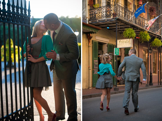Jordan and Elizabeth Engagement Shoot by Helene Cornell
