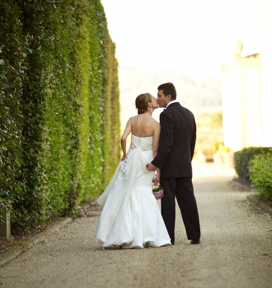 An American Wedding Under the Tuscan Sun