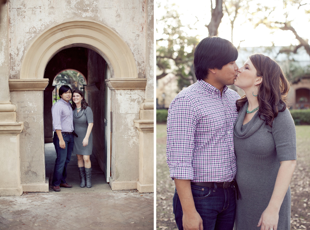 Engagement Session at Charleston Harbor by Paige Winn Photo
