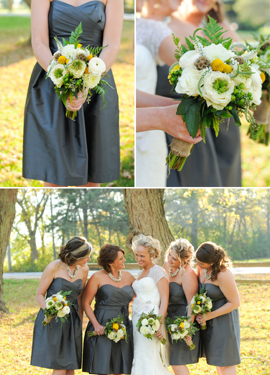 Rustic Wisconsin Wedding