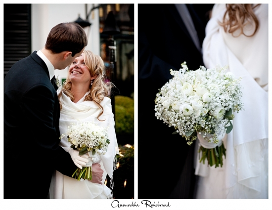 Cosy Dutch Winter wedding { by Anouschka Rokebrand Photography }