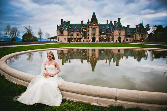 Biltmore Estate bride