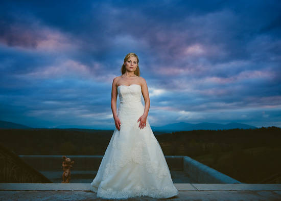 Bridal photographer