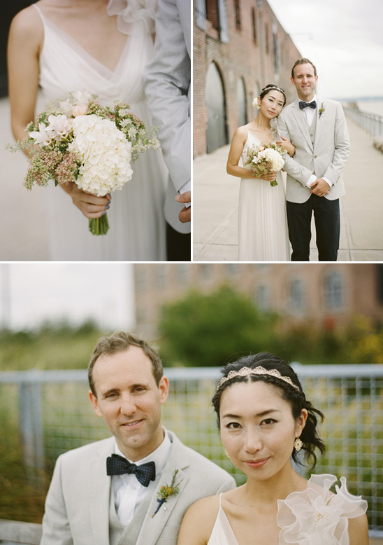 Simple Brooklyn Wedding