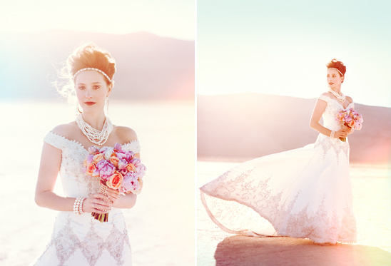 Marie Antoinette Bridal Session