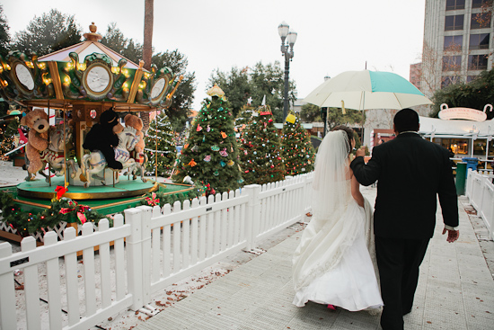 Christmas Wedding | Winter Wonderland | Lilia Photography