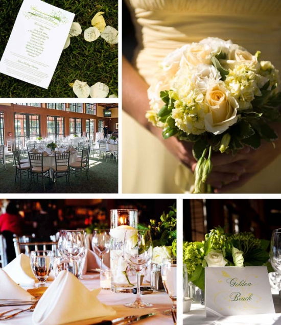 San Francisco Wedding Venue: Presidio Golf Course
