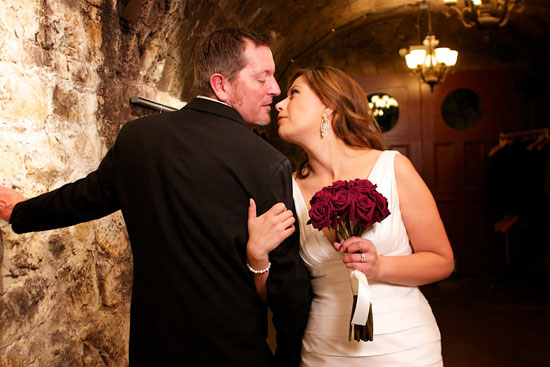 Romantic Wedding | Testarossa Winery