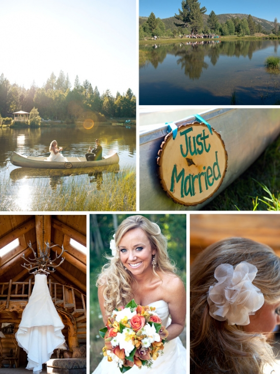 Tahoe Sierra Mountain Home featured on I Do Venues