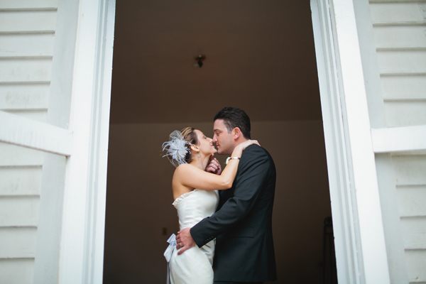 Classic Hollywood Vintage Wedding at the Nimitz Mansion