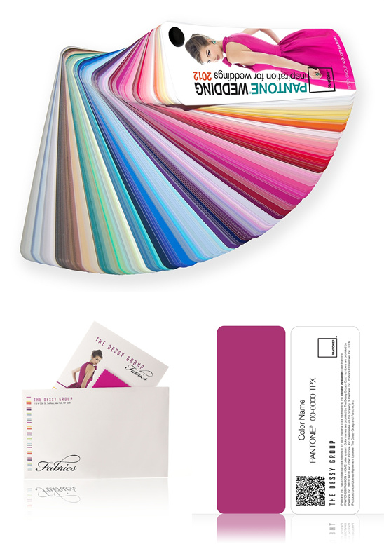 New Pantone Wedding Chiplettes™ From The Dessy Group