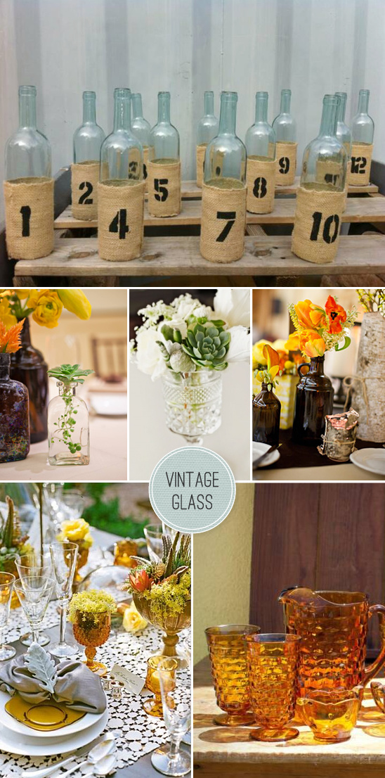 Southern California Vintage Wedding Rentals