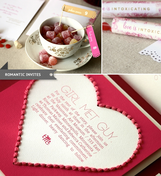 Luxury Wedding Invitations From Anticipate Invitations