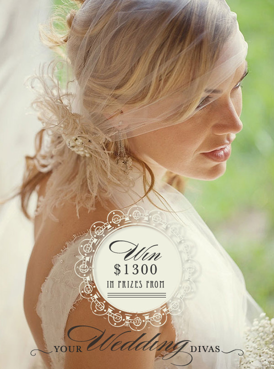 Win $1300 In Prizes From Your Wedding Divas