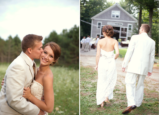 Wisconsin Rustic Wedding