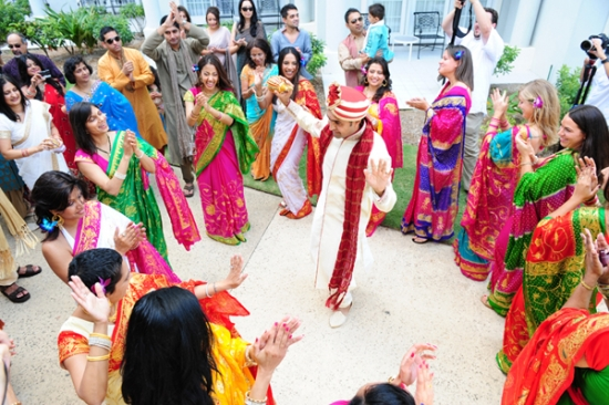 Beautiful Indian Wedding in the Cayman Islands