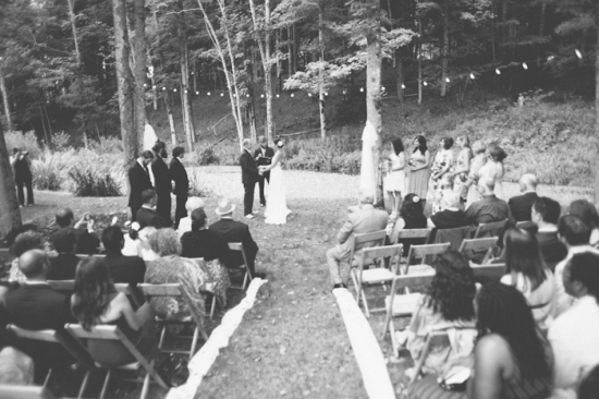 Rustic Wedding in the Catskills