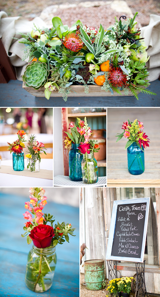 Sweet And Cozy Country Wedding